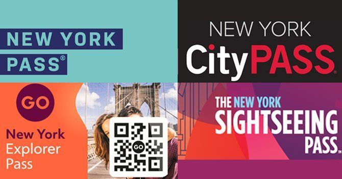 Comparatif Pass New York
